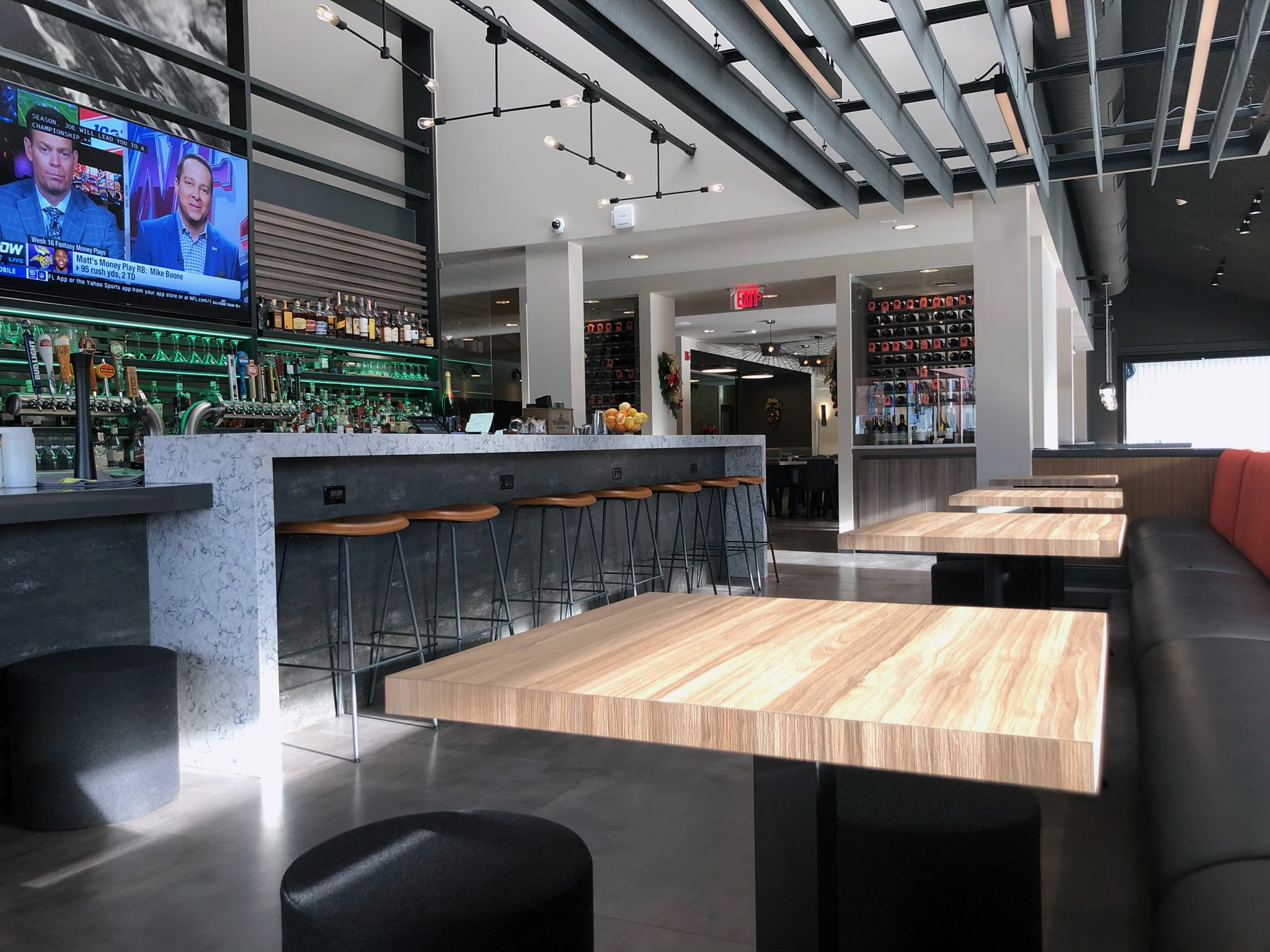 Osprey Restaurant & Bar is the new iteration of the former Ripples Riverside Grill, now open at the Ruby River Hotel